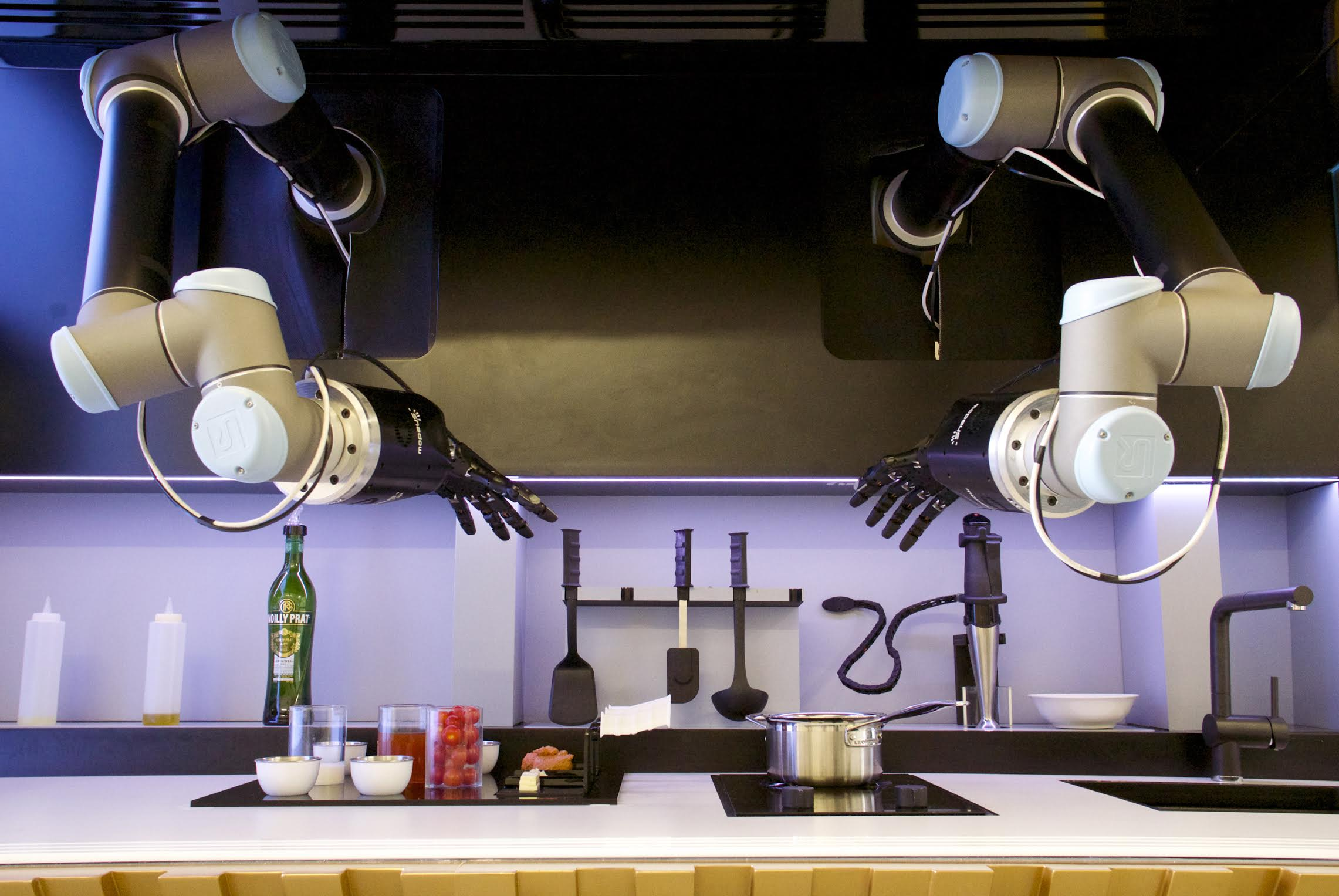Robotic Kitchen HEADER