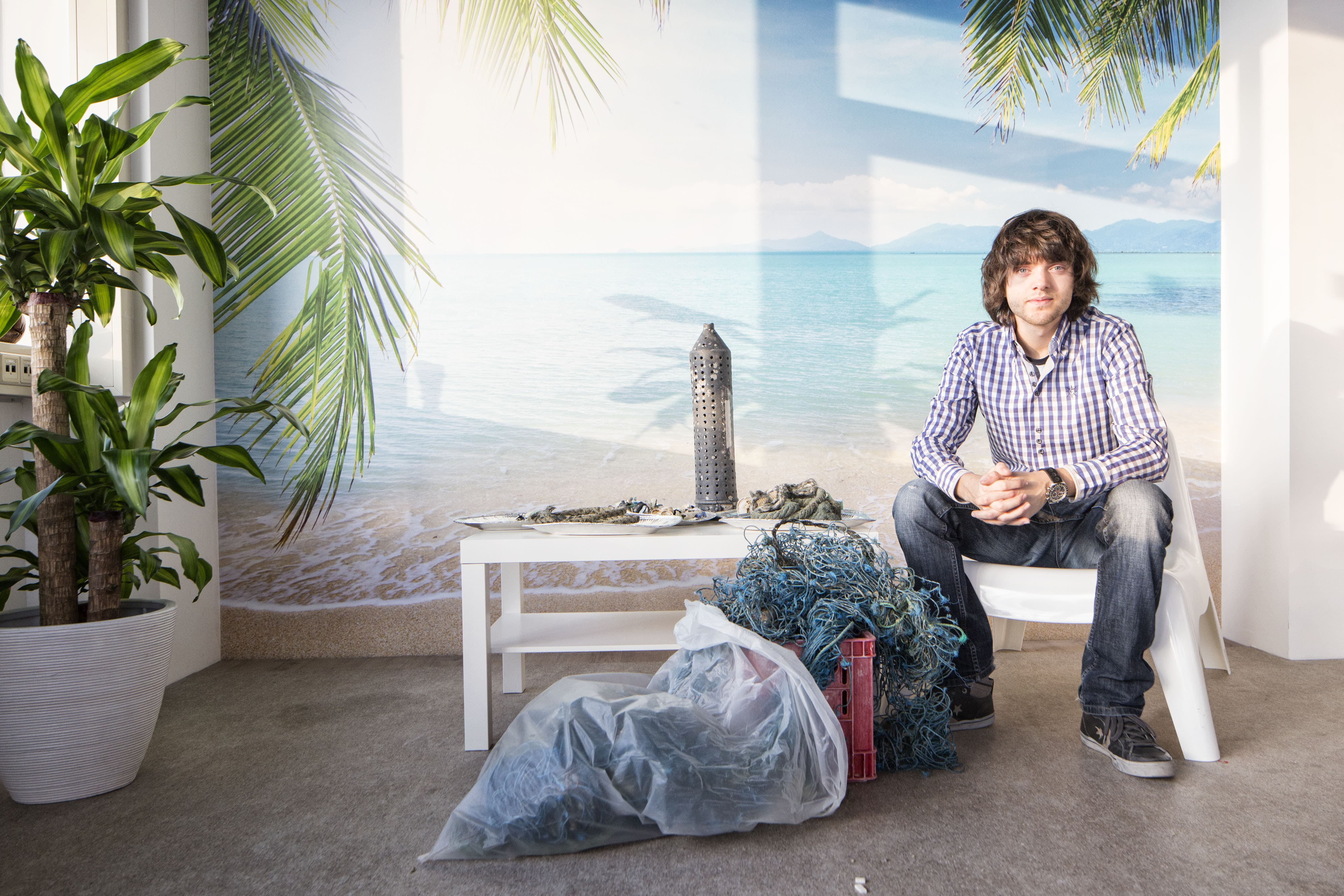 The Ocean Cleanup is developing world's first feasible method to rid the oceans of plastic. The Ocean Cleanup's goal is to extract, prevent, and intercept plastic pollution by initiating the largest cleanup in history.