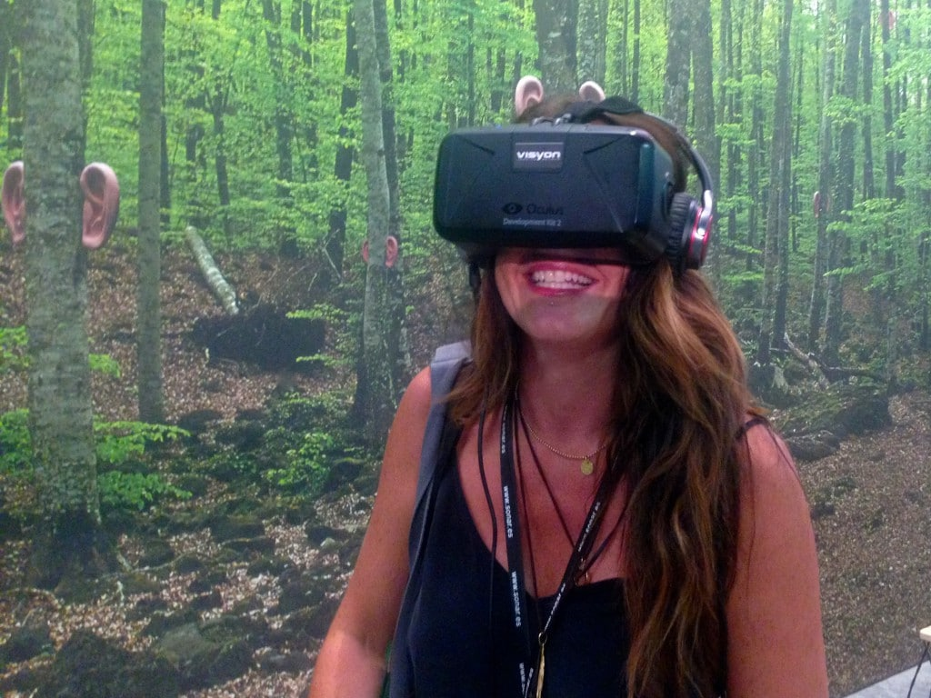 Hello world: FutureHeroes, virtual reality and the Pope