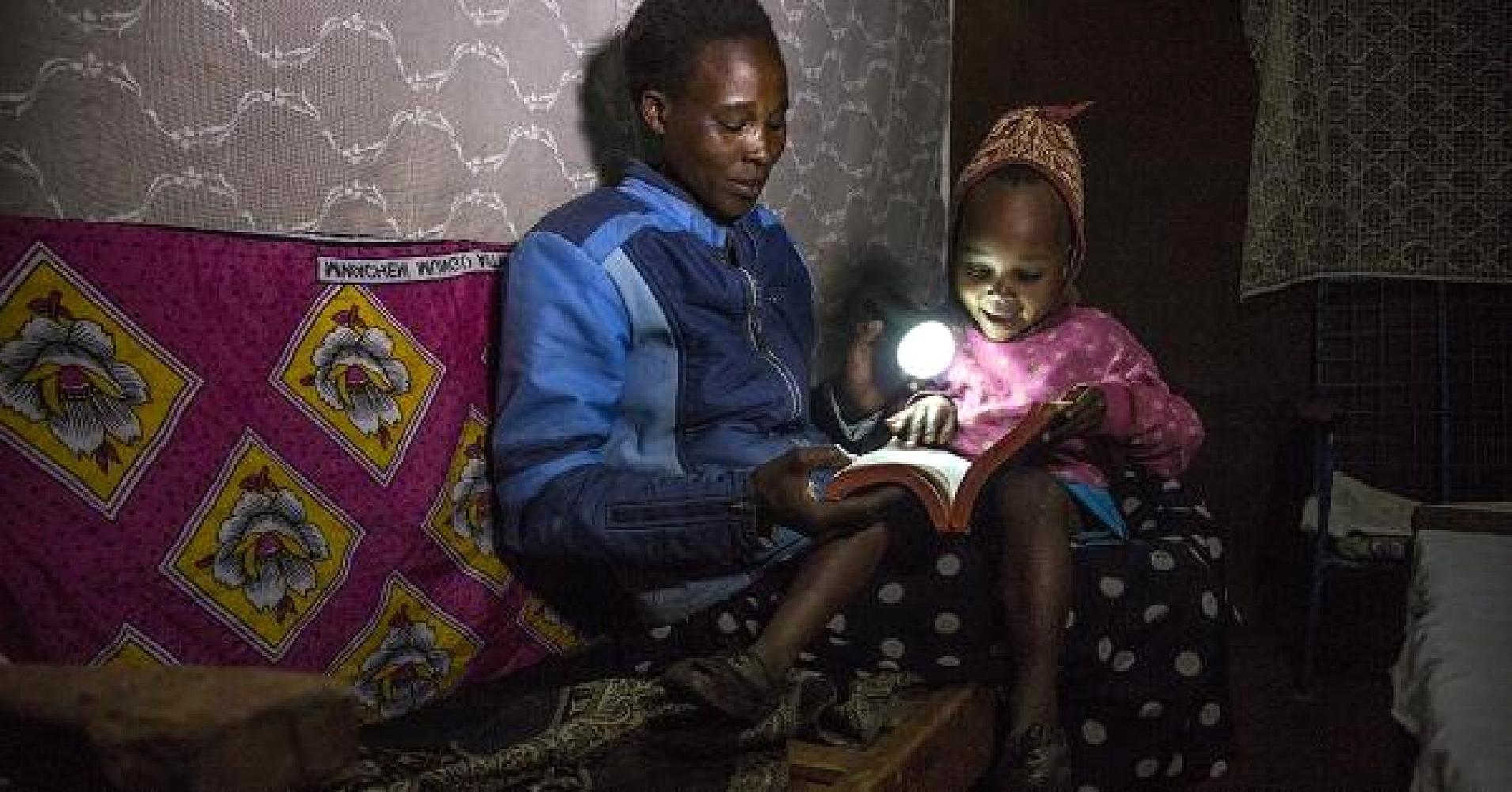 Solar in Africa's hands
