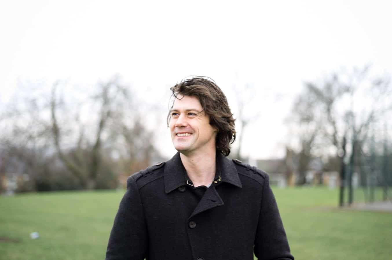 Mark Stevenson Profile 2