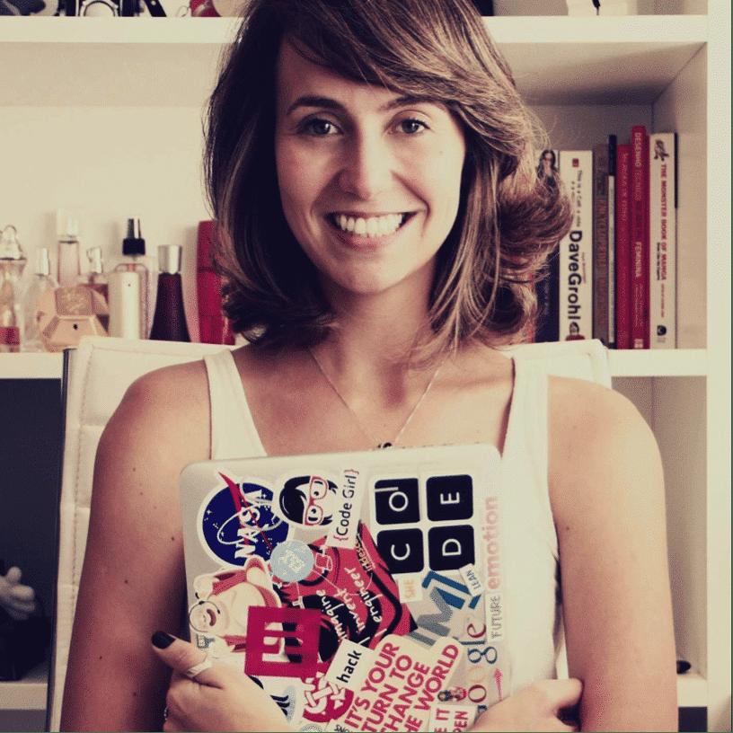 FutureHero Camila Achutti: Brazil's leading grrrl-geek