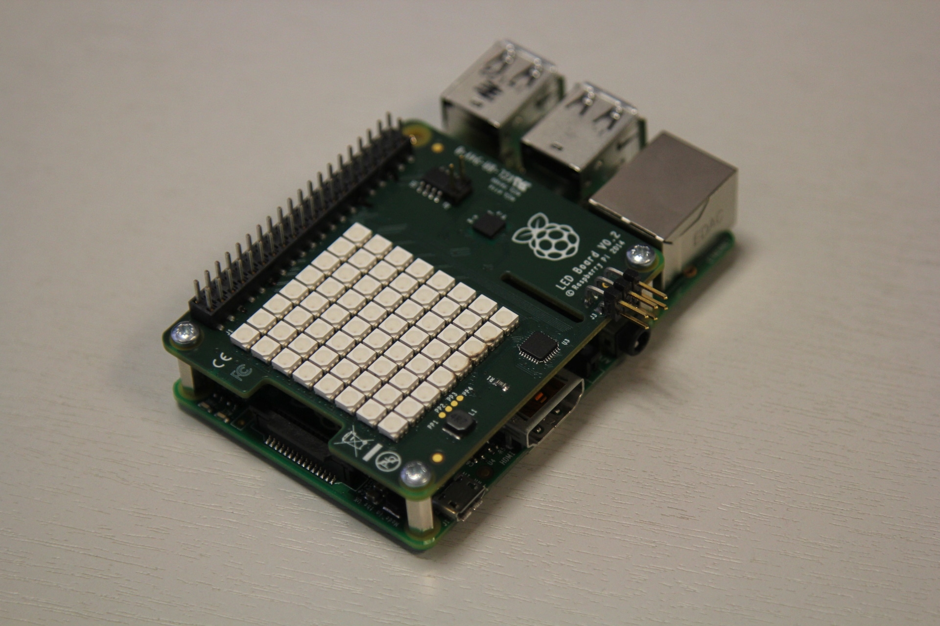 The Astro Pi. Photo: Raspberry Pi