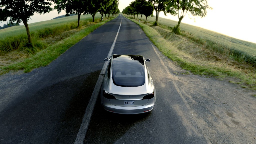 Tesla Model 3: An electric car to change the world