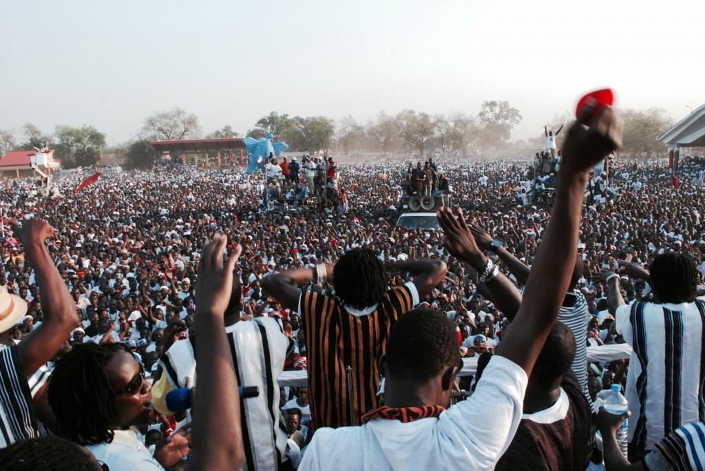 Africa's Super Sunday:  Power of open data