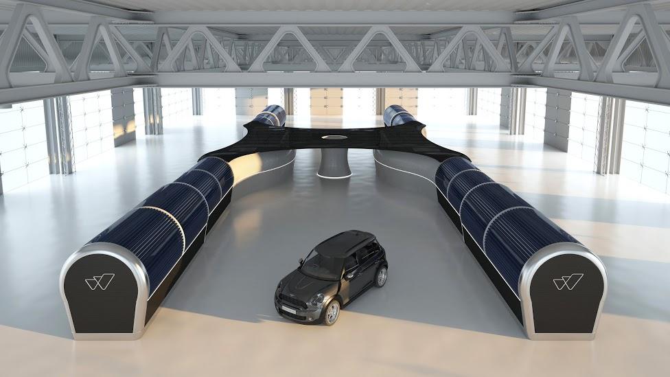 World's biggest solar powered computer
