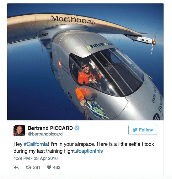Solar Impulse DTF