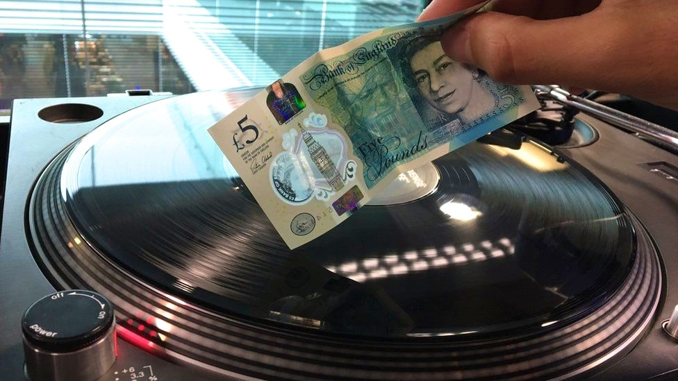 AtlasChart: The plastic fiver