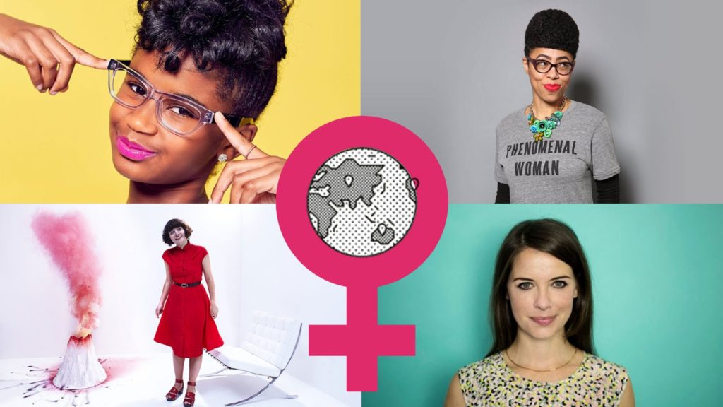 The Future is Female: 11 kick ass role models