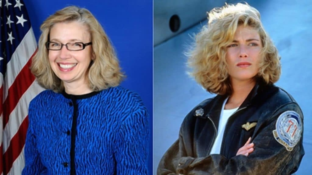 FutureHero Christine Fox: The Pentagon's real Top Gun