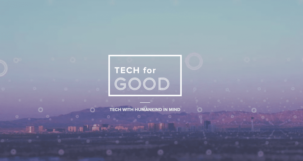 Tech For Good: 14 practical actions for 2017