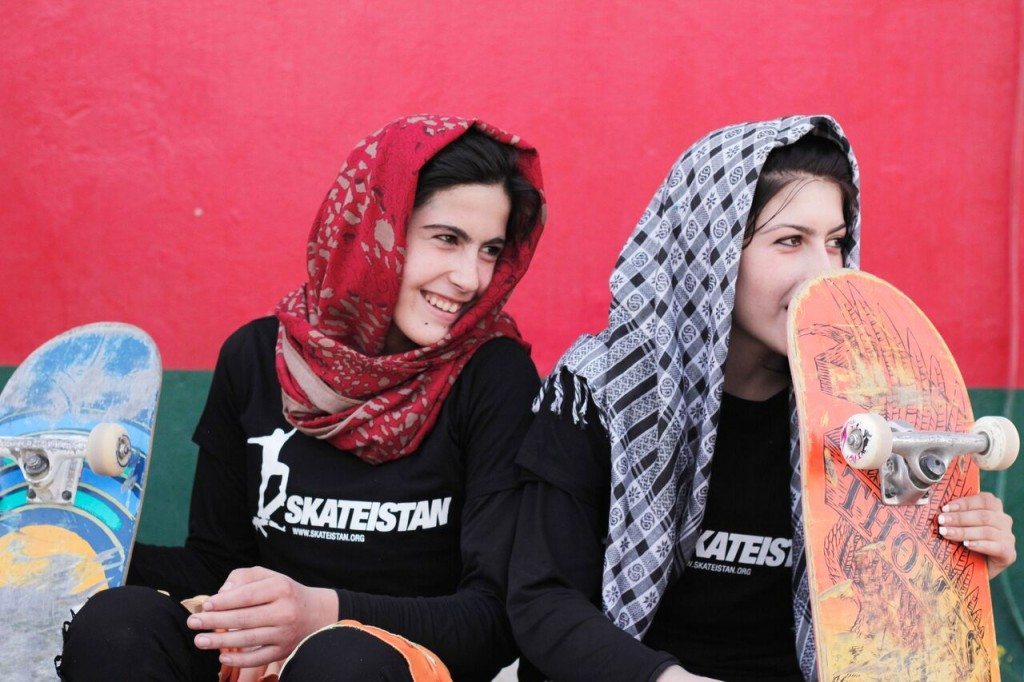 Surf, skate, liberate: Skateistan's AtlasChart Top 5