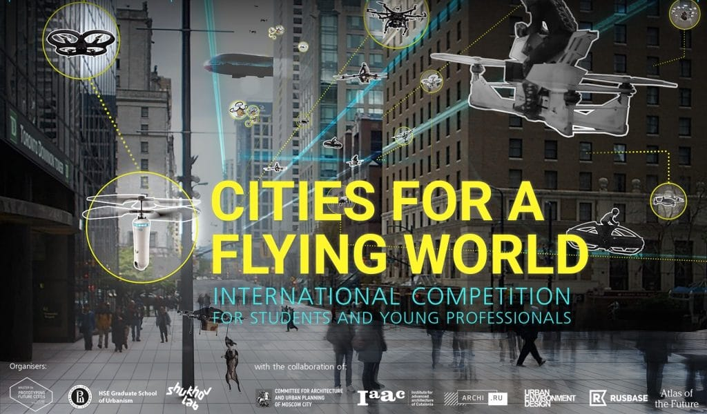 Competition: Cities for a Flying World