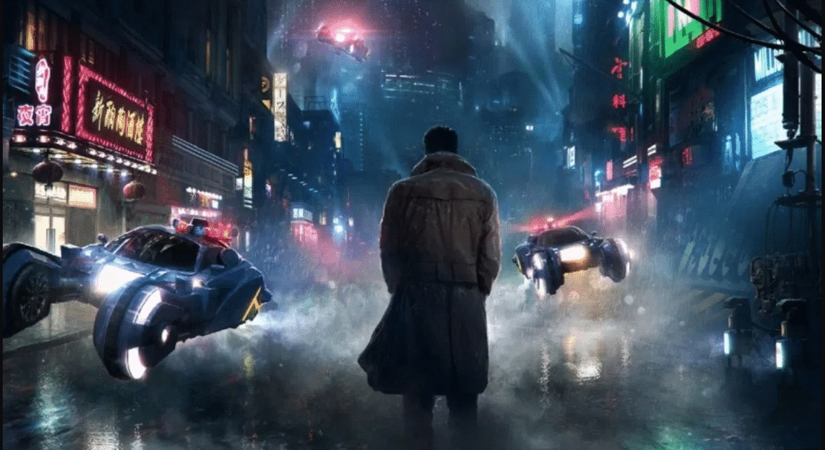 Blade Runner 2049 (June 2017) has its own fleet of future cars