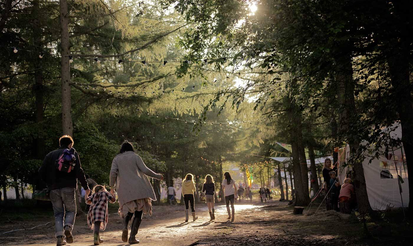 On 2-4 June The Futurenauts will 'play' Ashdown Forest