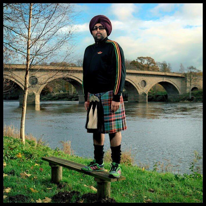 Comedian, broadcaster, journalist and chef Hardeep Singh Kohli