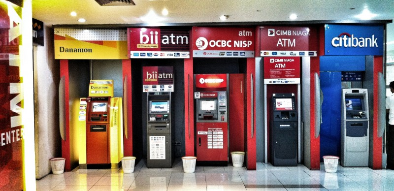 Indonesia's ATMs help migrants
