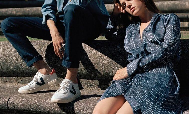 Veja sneakers - Atlas of the Future