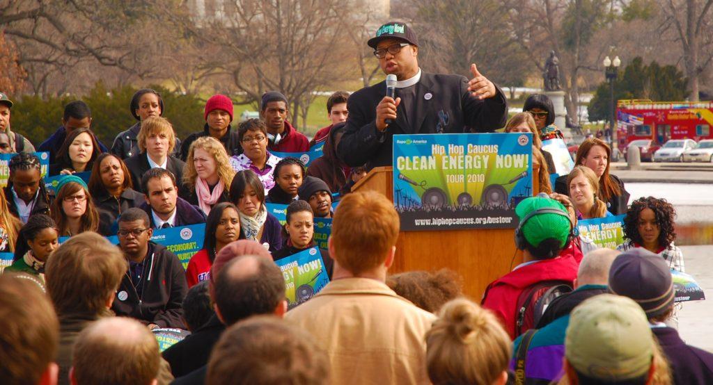 FutureLeague Hip Hop Caucus: Keeping politics real