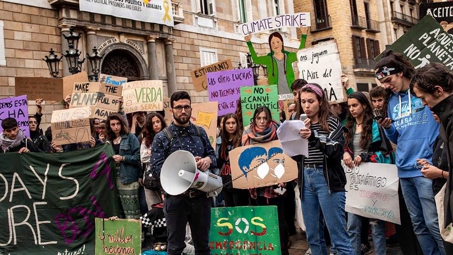 Global Climate Strike ► Why I strike: Fridays for Future