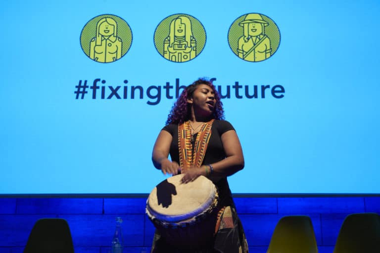 ► Inside the event: Fixing the future 2019
