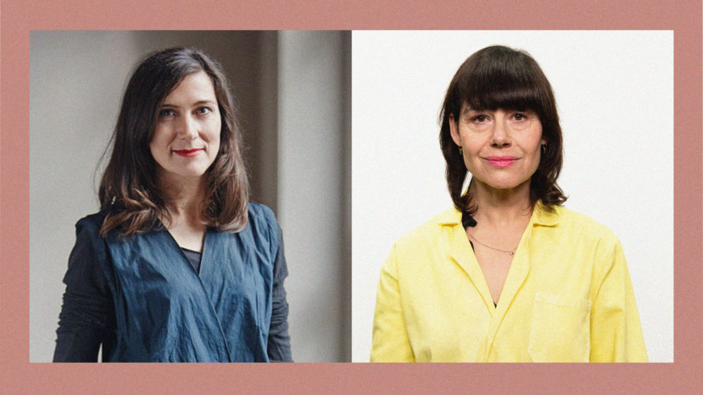 Meet the fashion mavericks: FutureHeroes Kate Fletcher & Mathilda Tham