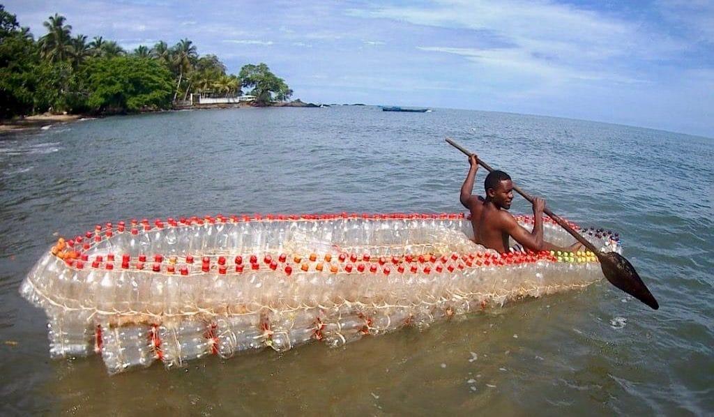 Cameroon's protector of the oceans: FutureHero Ismaël Ebone ⚡