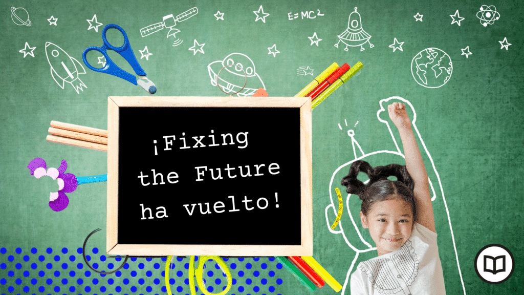 ► Atlas of the Future presenta Fixing the Future 2020: Education edition