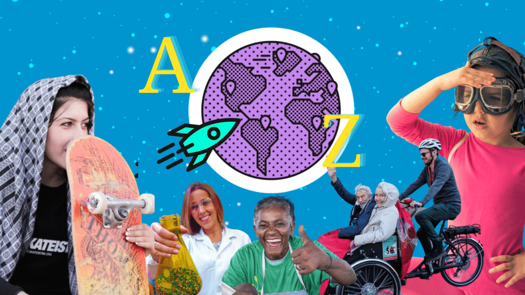 🚀 A journey through joy & impact: Around the world from A to Z