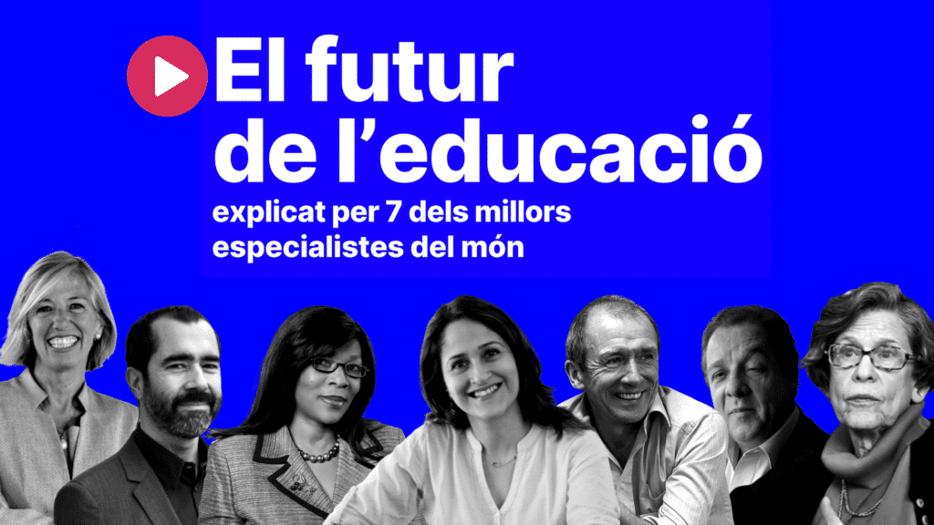 🔴 Tots els vídeos: Fixing the Future 2020 Education