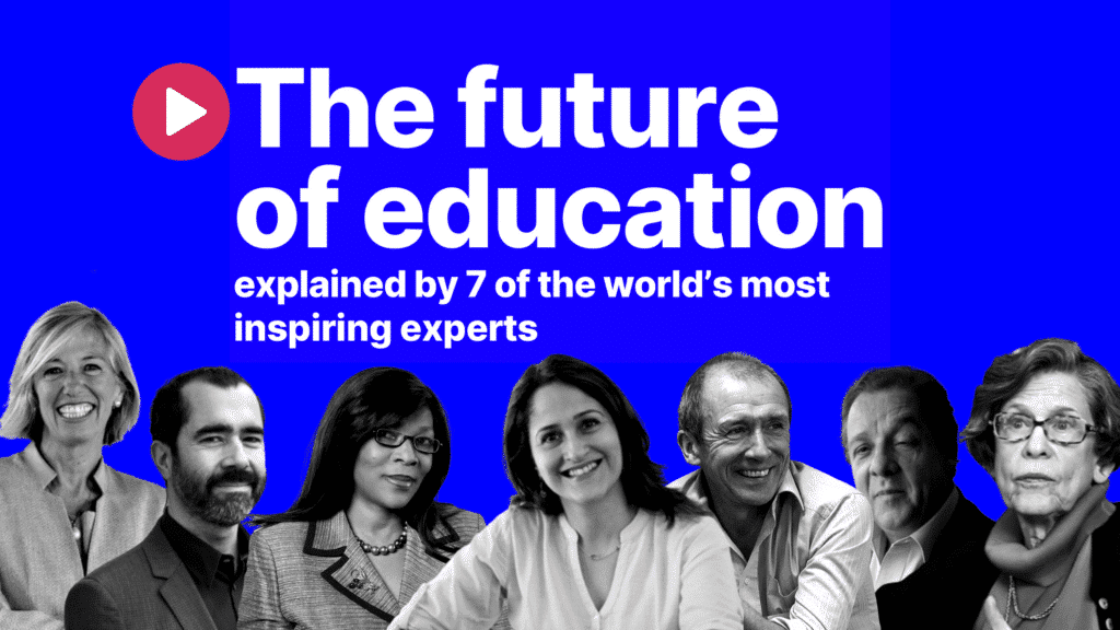 🔴 Todos los vídeos: Fixing the Future 2020 Education