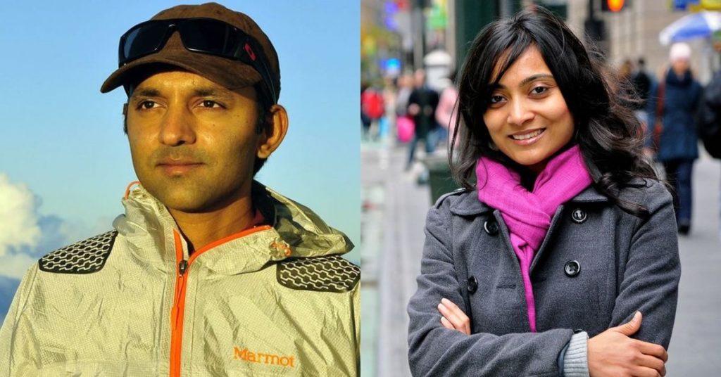 Asim Bhalerao and Nidhi Jain