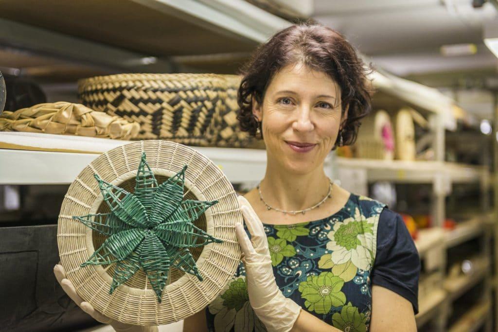 Australian Museum Dr Jenny Newell