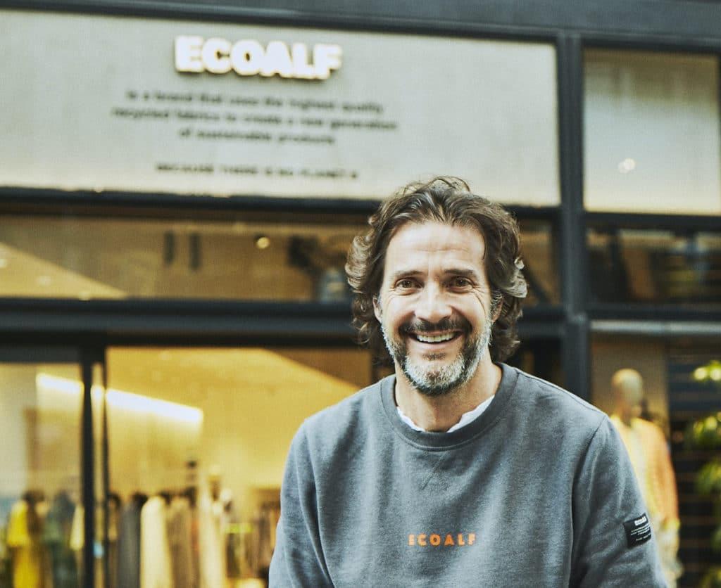 Javier Goyeneche, EcoAlf