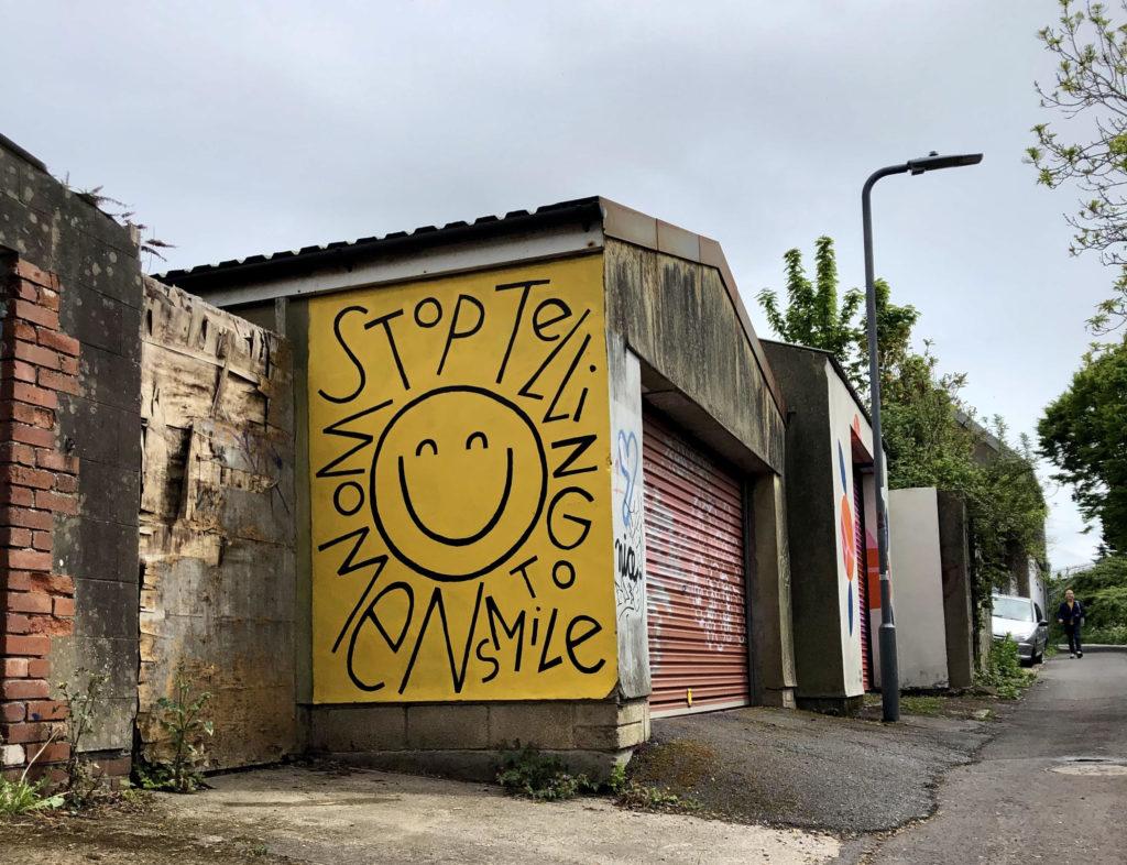 Bristol Womxn Mural Collective Atlas of the Future