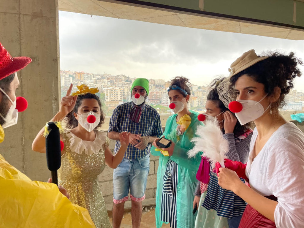 Clown Me In