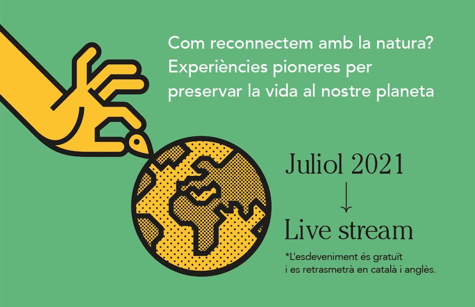 ► Atlas of the Future presenta Fixing the Future 2021: Nature talks