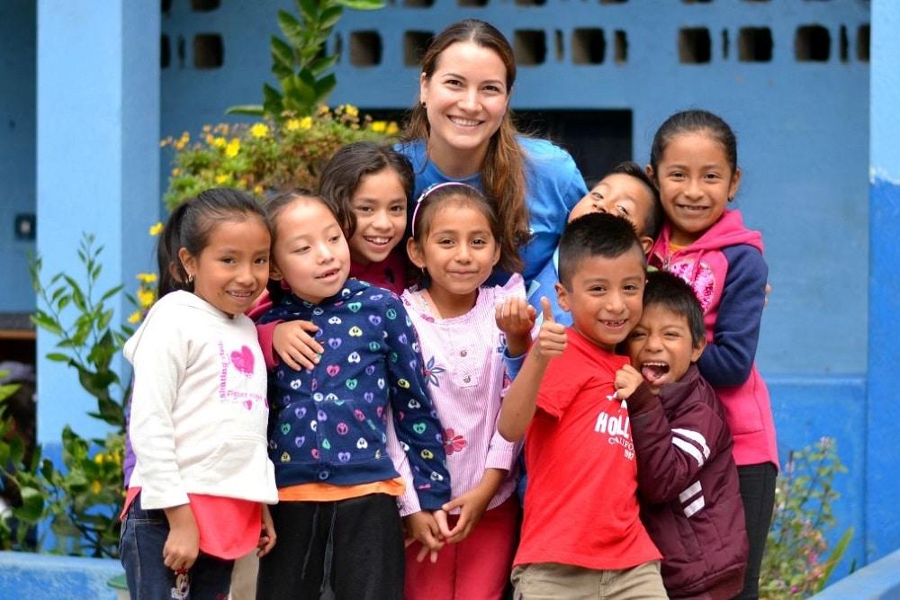 Niños de Guatemala school
