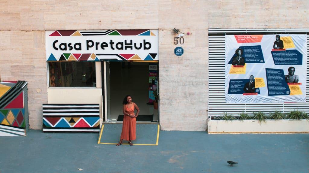 Casa PretaHub