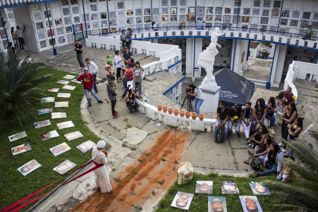 Galería Viva cemetary in Medellín - Agroarte Colombia