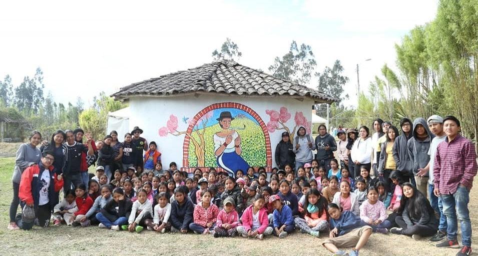 Ñapash purina vacation camp