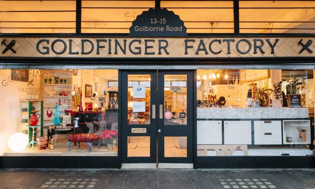 Goldfinger-Factory